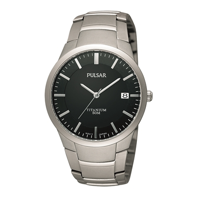 Pulsar Herrenarmbanduhr aus Titan PS9013X1__1015822__0