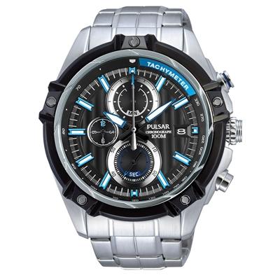 Pulsar heren chronograaf horloge PV6003X1__1025239__0