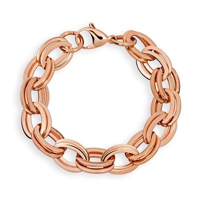 Tamaris stalen roseplated armband Camilla__1026274__0