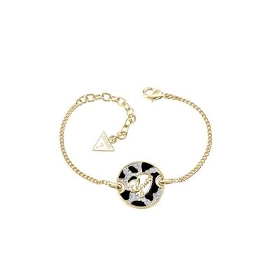 Guess goldplated armband met Swarovski kristal__1034956__0