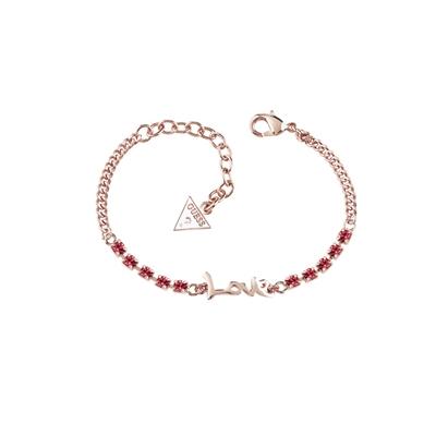 Guess roseplated armband met Swarovski kristal__1034972__0