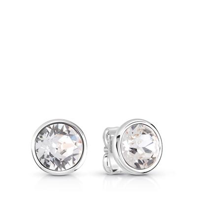 Guess rhodiumplated oorbellen Swarovski kristal__1048231__0