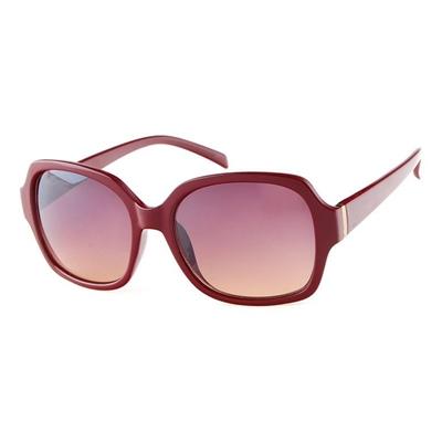Bordeauxkleurige zonnebril__1049444__0