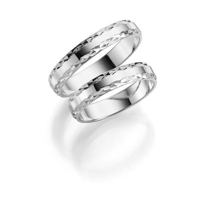 9 Karaat witte trouwring Nigella Heren H07W__1049503__0
