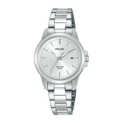 PU DS ST Bracelet zilver 50m WR__1059105__0