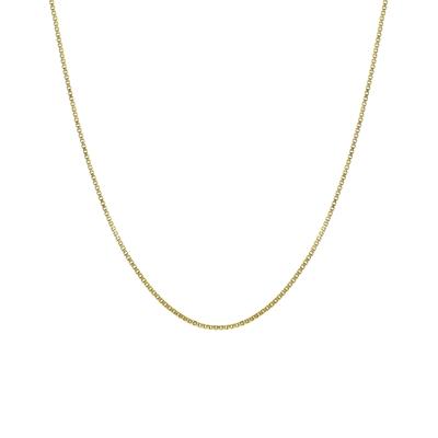 14 karaat geelgouden ketting venetiaans 0,45mm__1059591__0