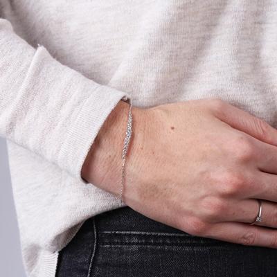Armband, 925 Silber, mit Zirkonia__1022576__1