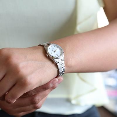 Pulsar stalen dames horloge PH7471X1