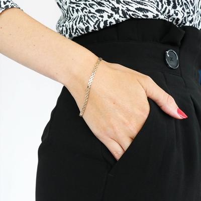 Gelbgold-Armband mit Pantere-Kettenglied__1036327__1