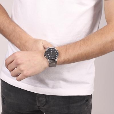 Pulsar heren titanium horloge PS9613X1