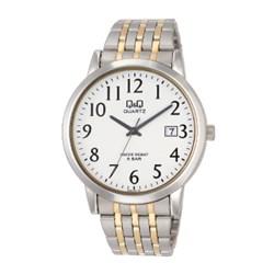 Q&Q heren horloge met bicolor band__1006330__0__thumb