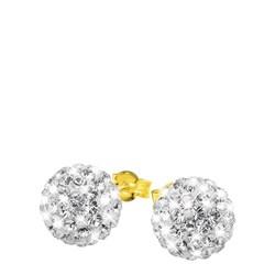 Ohrringe aus 585 Gelbgold mit Kristall__1009050__0__thumb