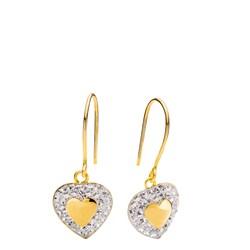 Ohrringe aus 585 Gelbgold mit Kristall__1012826__0__thumb