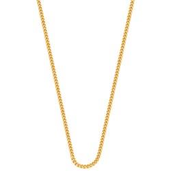 Eve gold plated ketting met gourmet schakel__1015592__0__thumb