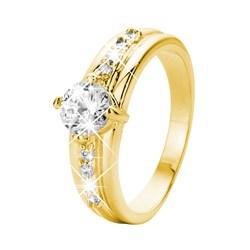 Vergoldeter Eve Ring mit Zirkonia__1015812__0__thumb