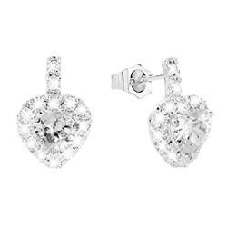 Silberne Ohrringe Herz mit Zirkonia__1016496__0__thumb