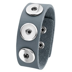 Stalen chunks armband grijs__1018355__0__thumb