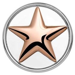Stahl Chunk Stern rotvergoldet__1018395__0__thumb