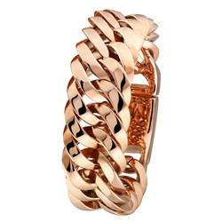 Rose goud armband lucardi
