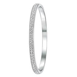 Stalen armband bangle met kristal__1020810__0__thumb