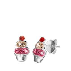Silberohrringe für Kinder mit Kristall__1021938__0__thumb