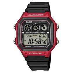 Casio Illuminator Armbanduhr AE-1300WH-4AVEF__1028616__0__thumb