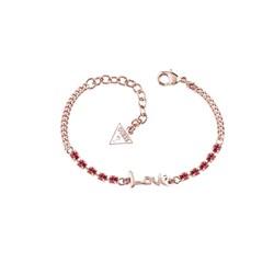 Rotvergoldetes Armband mit Swarovski-Kristall von Guess__1034972__0__thumb
