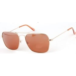 Montini zonnebril goudkleurig met bruine glazen__1047342__0__thumb