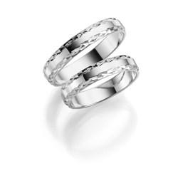9 Karaat witte trouwring Nigella Dames H07W__1049502__0__thumb