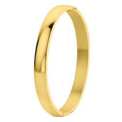 Stalen armband bangle goldplated 8mm__1057553__0__thumb