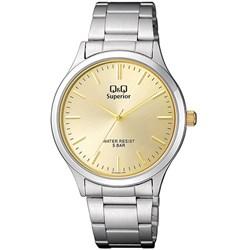 Q&Q Superior Armbanduhr mit Edelstahlarmband__1057631__0__thumb