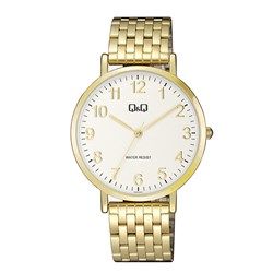 Q&Q Armbanduhr mit goldfarbenem Edelstahlarmband__1057845__0__thumb