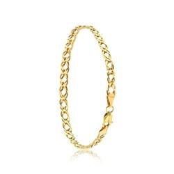 9 Karaat armband met platte fantasieschakel__1034210__0__thumb