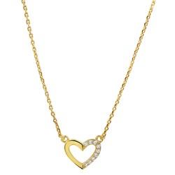 Eve goldplated ketting hart met zirkonia__1020976__0__thumb