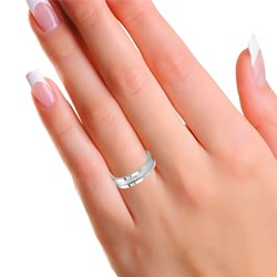 Zilveren vriendschapsring Monte Carlo dames__1012702__2__thumb