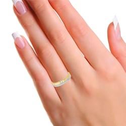 Zweifarbiger Goldring mit Diamant__1013659__1__thumb