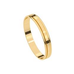 14K gelbgoldener Ehering für Damen Sonnenblume__1014003__1__thumb