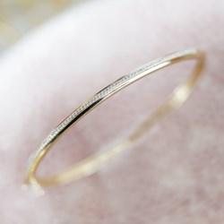 14 Karaat geelgouden armband met diamant 0,22ct__1047967__1__thumb