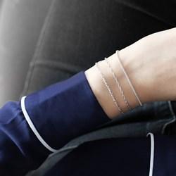 Armband in 925 Silber mit Figarogliedern__30405837__1__thumb