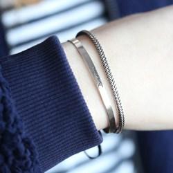 Zilveren armband tekst/zwart koord Bali__1048805__1__thumb