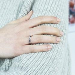 14 Karaat witgouden ring saffier en diamant__1047310__1__thumb