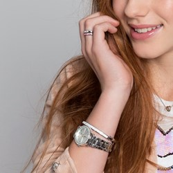 Kinderarmband aus Edelstahl mit weißem Kristall__1035650__1__thumb