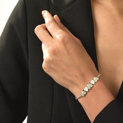 Guess rhodiumplated armband Swarovski kristal__1048150__1__thumb