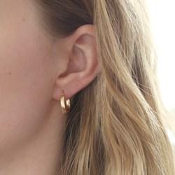 9 Karaat oorbellen glad 15mm__1034270__1__thumb