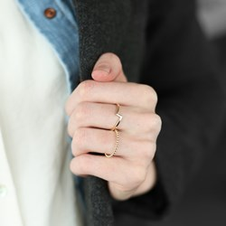 585 Gelbgol--Ring Perlenschnur__1051765__2__thumb