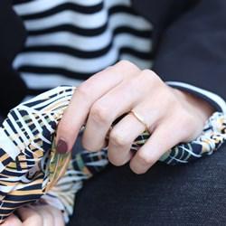 14 Karaat geelgouden ring  met diamant__1043130__1__thumb