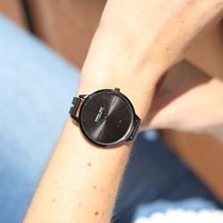 Donna Mae horloge met zwart kleurige mesh band__1052315__1__thumb
