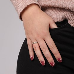 Zweifarbiger Goldring mit Diamant__17054065__1__thumb