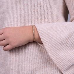 14 Karaat geelgouden armband met diamant 0,16ct__1047965__1__thumb