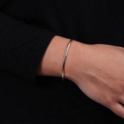 14 Karaat geelgouden armband fantasie schakel__1054882__1__thumb